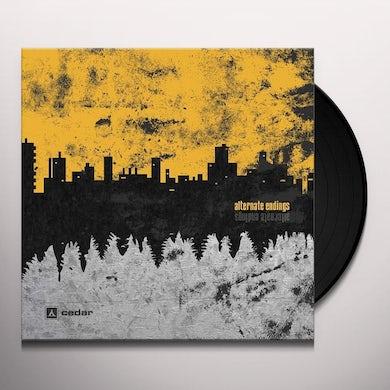 Cedar ALTERNATE ENDINGS Vinyl Record