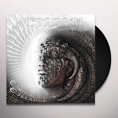 MESHUGGAH CONTRADICTIONS COLLAPSE Vinyl Record