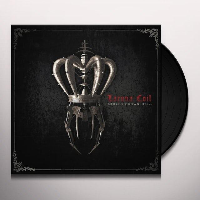 Lacuna Coil BROKEN CROWN HALO Vinyl Record