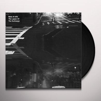 Reto A Ichi LAPSE OF THE EXCHANGE / ALONE MOVING OFTEN Vinyl Record