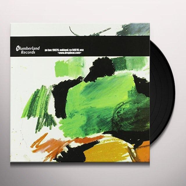 Clientele / Saturday People SPLIT Vinyl Record
