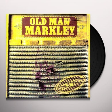 Old Man Markley GUTS N TEETH Vinyl Record
