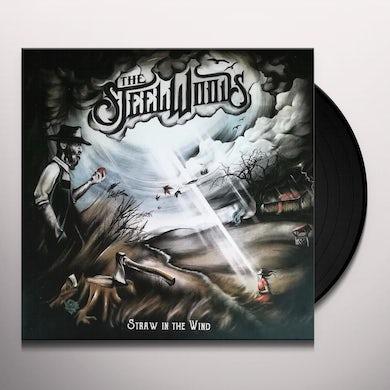 Steel Woods STRAW IN THE WIND Vinyl Record
