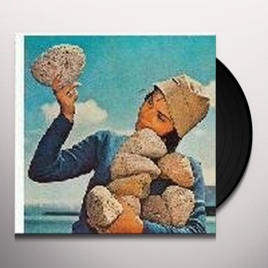 Pumice PEBBLES Vinyl Record - Limited Edition, Remastered, Digital Download Included, Reissue