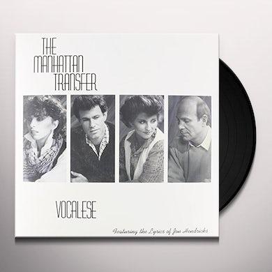 VOCALESE Vinyl Record