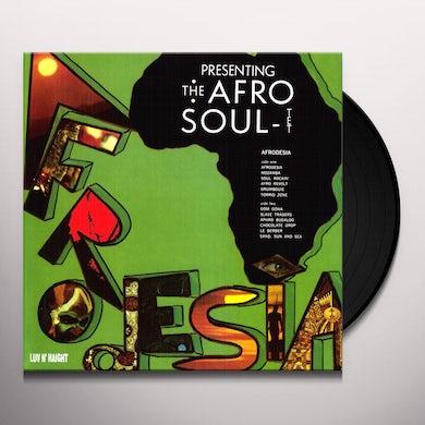 Afro-Soultet AFRODESIA Vinyl Record