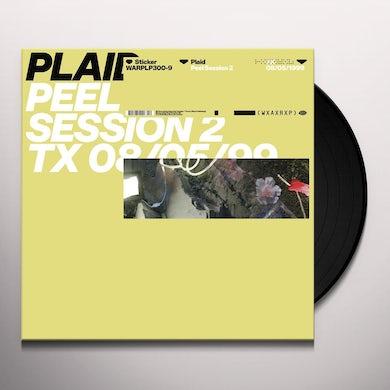 Plaid PEEL SESSION 2 Vinyl Record