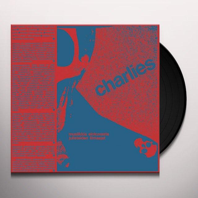 Charlies MUSIKKIA ELOKUVASTA JULISTEIDEN LIIMAAJAT Vinyl Record