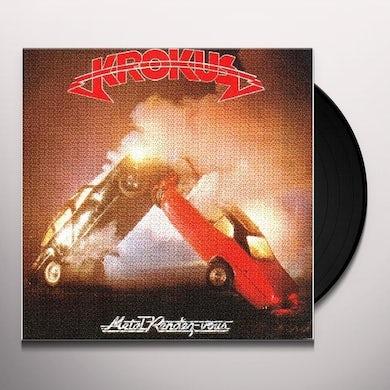 Krokus METAL RENDEZVOUS Vinyl Record