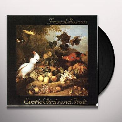 Procol Harum EXOTIC BIRDS & FRUIT Vinyl Record
