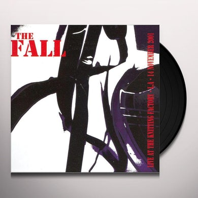 Fall LIVE AT THE KNITTING FACTORY - NEW YORK - 9 APRIL 2004 Vinyl Record