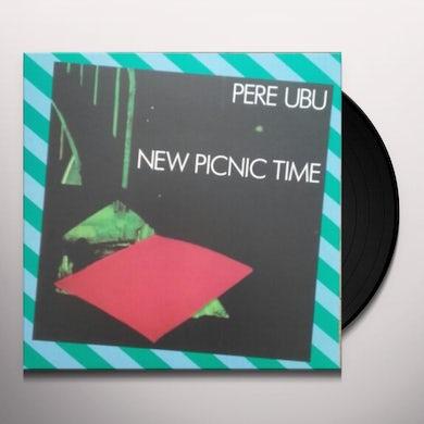 Pere Ubu NEW PICNIC TIME Vinyl Record