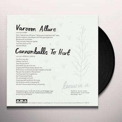 Lemuria VAROOM ALLURE Vinyl Record