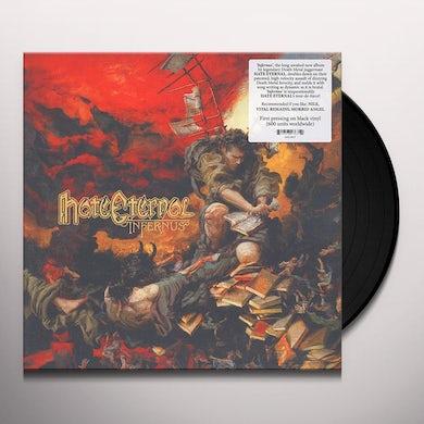 Hate Eternal INFERNUS Vinyl Record