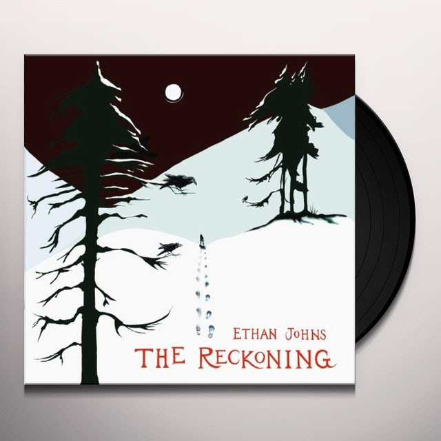Ethan Johns RECKONING Vinyl Record - UK Release