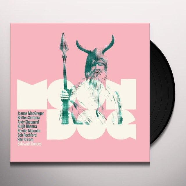 Joanna Macgregor MOONDOG: SIDEWALK DANCES Vinyl Record