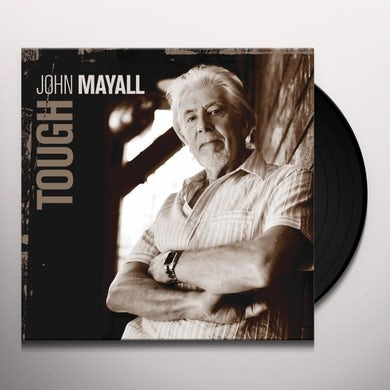 John Mayall TOUGH Vinyl Record