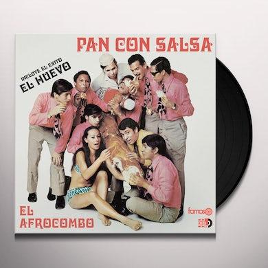 Afrocombo PAN CON SALSA Vinyl Record
