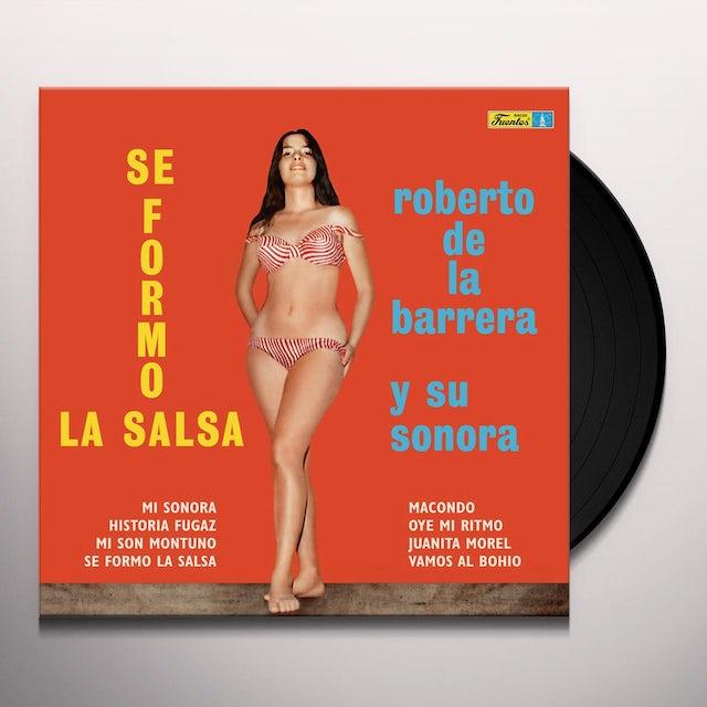 Roberto De La Barrera & Su Sonora