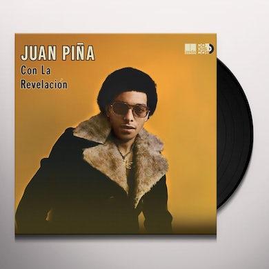 JUAN PINA CON LA REVELACION Vinyl Record