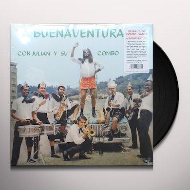 BUENAVENTURA CON JULIAN & SU COMBO SABOR Vinyl Record