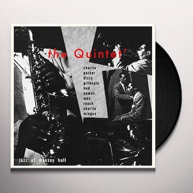 Charlie Parker JAZZ AT MASSEY HALL Vinyl Record