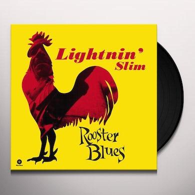 Lightnin Slim ROOSTER BLUES Vinyl Record - 180 Gram Pressing, Remastered, Spain Release
