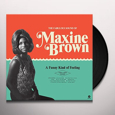 Maxine Brown FUNNY KIND OF FEELING: THE 1960-1962 SIDES Vinyl Record - 180 Gram Pressing