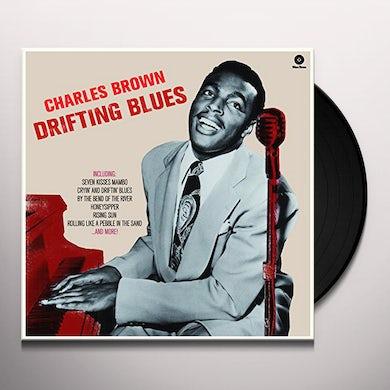 Charles Brown DRIFTING BLUES (BONUS TRACKS) Vinyl Record - 180 Gram Pressing, Spain Release