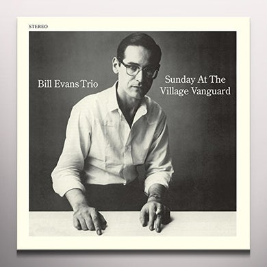 Bill Evans SUNDAY AT THE VILLAGE VANGUARD - Limited Edition Green Colored Vinyl Record