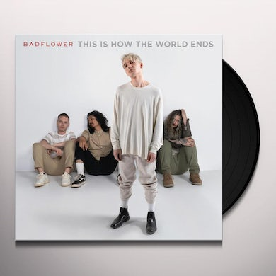Badflower This Is How The World Ends (2 LP) Vinyl Record
