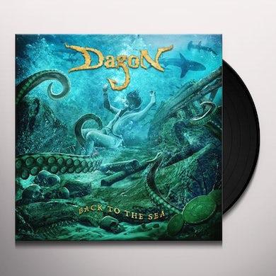 Dagon BACK TO THE SEA Vinyl Record