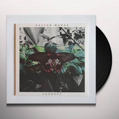Boston Manor SAUDADE Vinyl Record