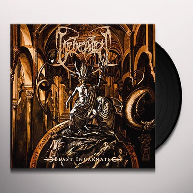 Beheaded BEAST INCARNATE Vinyl Record