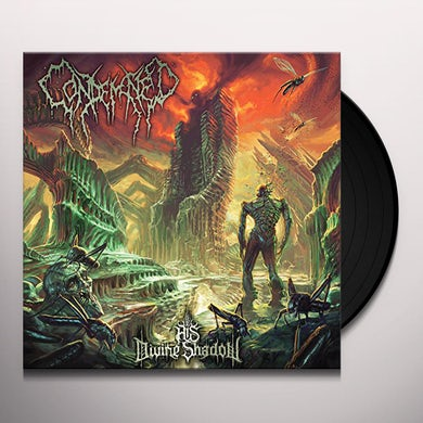 Condemned HIS DIVINE SHADOW Vinyl Record