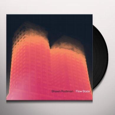 Shawn Rudiman FLOW STATE Vinyl Record