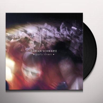 Damian Schwartz PARTY LOVERS Vinyl Record