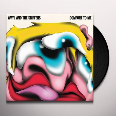 Amyl & Sniffers COMFORT TO ME Vinyl Record