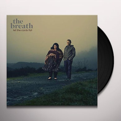 BREATH LET THE CARDS FALL Vinyl Record