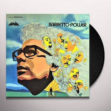 Ray Barretto Power (Lp) Vinyl Record