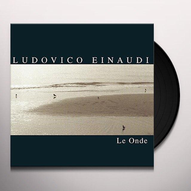 Ludovico Einaudi LE ONDE Vinyl Record