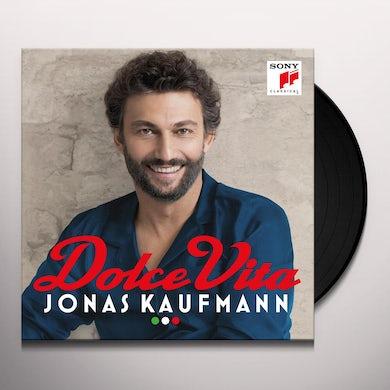 Jonas Kaufmann DOLCE VITA Vinyl Record