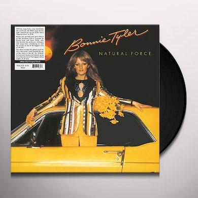 Bonnie Tyler NATURAL FORCE Vinyl Record
