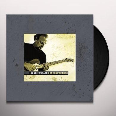 Ivano Fossati CONTEMPORANEO Vinyl Record