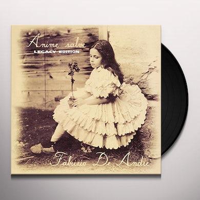 Fabrizio De Andre ANIME SALVE LEGACY EDITION Vinyl Record