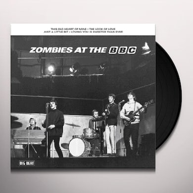 The Zombies AT THE BBC Vinyl Record