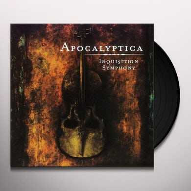 Inquisition symphony Vinyl Record