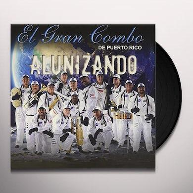 EL GRAN COMBO DE PUERTO RICO / ALUNIZANDO Vinyl Record