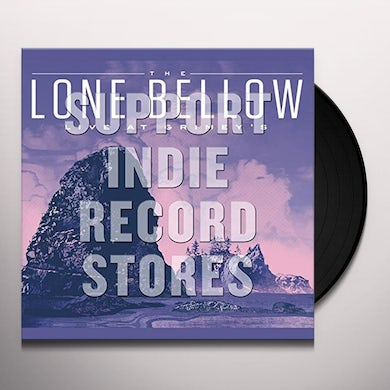 The Lone Bellow: LIVE AT GRIMEY'S Vinyl Record