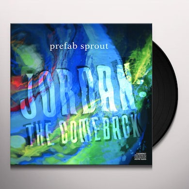Prefab Sprout JORDAN: THE COMEBACK Vinyl Record